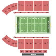 The Venue Athens Ohio Seating Chart Peden Stadium Tickets In Athens Ohio Peden Stadium Seating