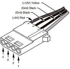 molex wiring diagram wiring diagrams best molex wiring diagram wiring diagram site sata wiring diagram 12v 5v power supply hookup guide