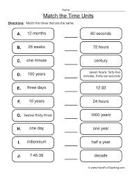 time worksheet | Have Fun Teaching