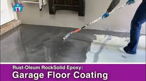 install rust oleum rocksolid coating