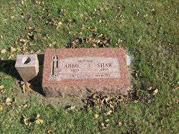 Abbie Judith Phinney Shaw (1889-1955) - Find A Grave Memorial