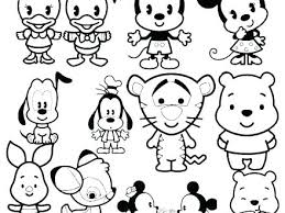 Disney Tsum Tsum Coloring Pages Coloring Pages Unique Coloring Pages
