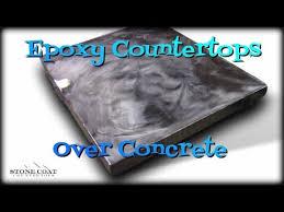 countertops over concrete stone coat countertops