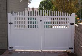 15 Benefits of Vinyl Fence Gates Alternative Mindset