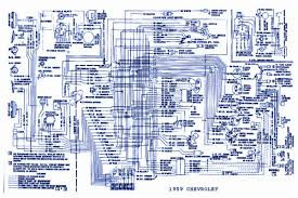 car light wiring diagram car wiring diagrams general wiring diagram for 1959 chevrolet penger car