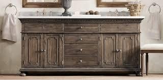 restoration hardware bathroom vanity. st. james | restoration hardware master bath vanity except with different finish bathroom w