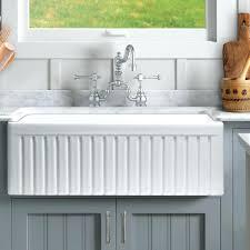 farmhouse sink grid place reversible fluted front x farmhouse kitchen sink with sink grid franke farmhouse