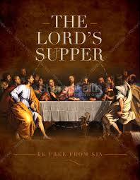the lord s supper ministry flyer