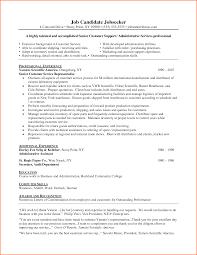 Field Service Representative Sample Resume Best Ideas Of Joyous Customer Service Representative Resume Sample 24 2
