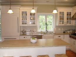 Small White Kitchen kitchen