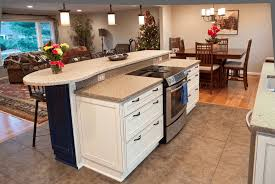 Superior Kitchen Island With Stove And Oven Ranges