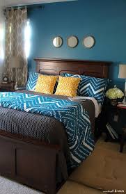 Chocolate And Teal Bedroom Ideas 2
