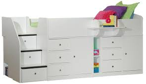 loft storage bed. adorable full size loft bed with storage montecito twin mid high storge w