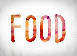 the word food written in food. Exellent Word Stock Photo  The Word  Throughout Word Food Written In R