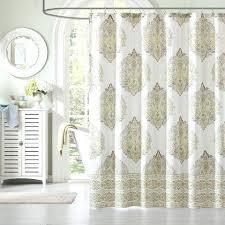 square shower curtain rod bathroom fabric shower curtains dark gray floor square metal rod grey