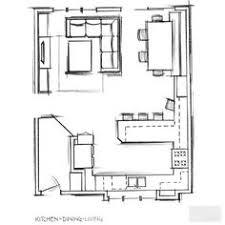 open floor plan kitchen dining living room. the 25+ best kitchen floor plans ideas on pinterest | small plans, layout and planning open plan dining living room
