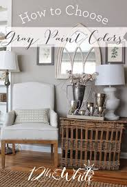 Interior Paint Color Living Room 17 Best Ideas About Gray Paint Colors On Pinterest Grey Interior