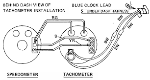 tachometer wiring schematic datsun 1200 club tachometer wiring schematic