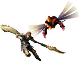 Glaive Insecto