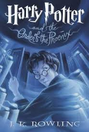 harry potter and the order of the phoenix book 5 harry potter series by j k
