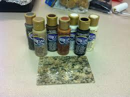Diy Faux Granite Countertops Diy Fun How To Create Faux Granite Countertops