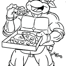 Free Turtle Coloring Pages Ninja Turtle Coloring Pages Artistic Free
