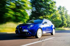 Alfa Romeo Mito: New Style with Additional Features