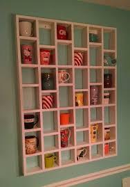 Coffee Mug Display Rack For My Daughter And What's His Name