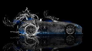 lexus lfa water car