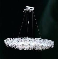 contemporary crystal chandelier with stainless steel frame and cable swarovski lighting parts uk luxury elegant