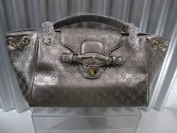 details about new arcadia vinegar or rose platinum patent leather satchel handbag nwt china