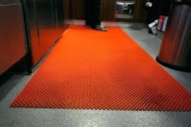 non slip kitchen rugs washable skid mat diamond grid image no memory foam