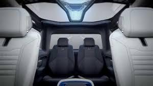 Discovery Vision Concept Interior Design | Land Rover USA - YouTube