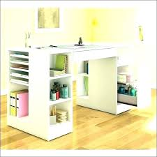 craft tables corner desk with storage table plans ideas ikea
