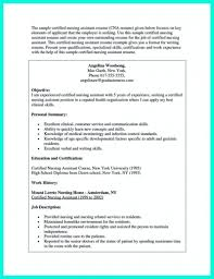 Nursing Assistant Resume Objective Pin On Resume Template Resume Objective Cover Letter For