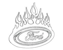 ford f150 coloring page pages with wallpapers dual screen for classic truck f