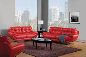 red leather living room furniture. Living Room:Cool Red Leather Room Furniture Set Style Home Design Lovely And A