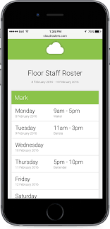 Free Rostering Software Staff Scheduling Cloud Rosters
