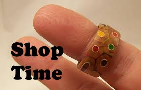 Crayon Rings Colored Pencil Ring Youtube