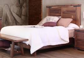 wood and iron bedroom furniture. KING SIZE Parota II Wood With Iron Accents Bed And Bedroom Furniture