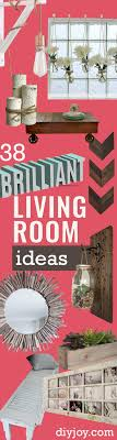 Living Room Diy 38 Brilliant Diy Living Room Decor Ideas Diy Joy