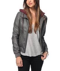 empyre drexel hooded leather jacket