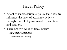 the president congress budget taxes spending fiscal policy ppt  fiscal policy