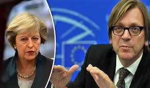 Risultati immagini per guy verhofstadt