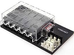 aftermarket fuse box fuse block atc ato fuses 1 4 6 3mm aftermarket fuse box fuse block atc ato fuses 1 4