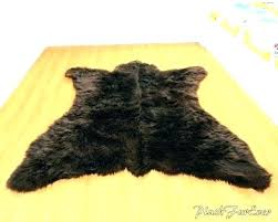 fake animal skin rugs with head faux bear rug fake bear rug faux bear rug for nursery bear rug fake grizzly brown faux bear rug sophisticated