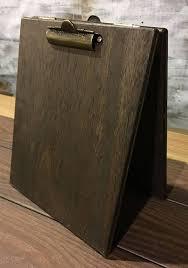Wooden Menu Display Stands Menu Clipboards Restaurant Menu Clipboard Large Menu Board 73