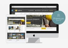 Construction Website Templates Inspiration 28 Free Bootstrap Construction Company Website Templates 28