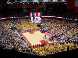 Texas Longhorns At Iowa State Cyclones Basketball Tickets