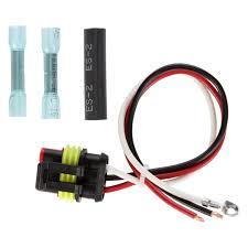 truck lite® 95220 16 gauge gpt wire strobe plug kit How To Wire Strobe Lights On Truck truck lite® 16 gauge gpt wire strobe plug Strobe Lights On Cars